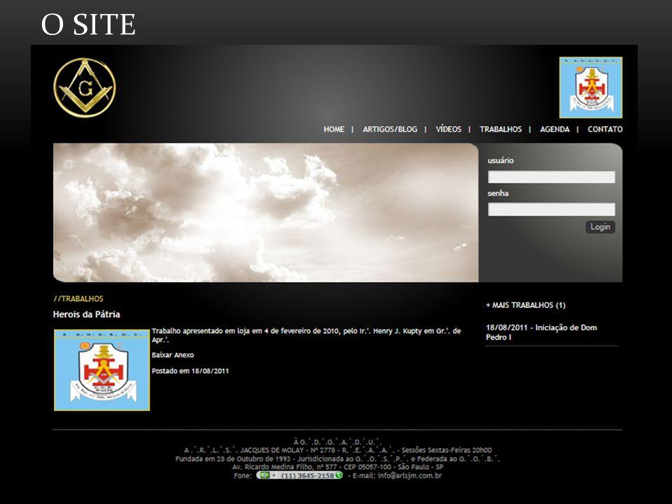 O site