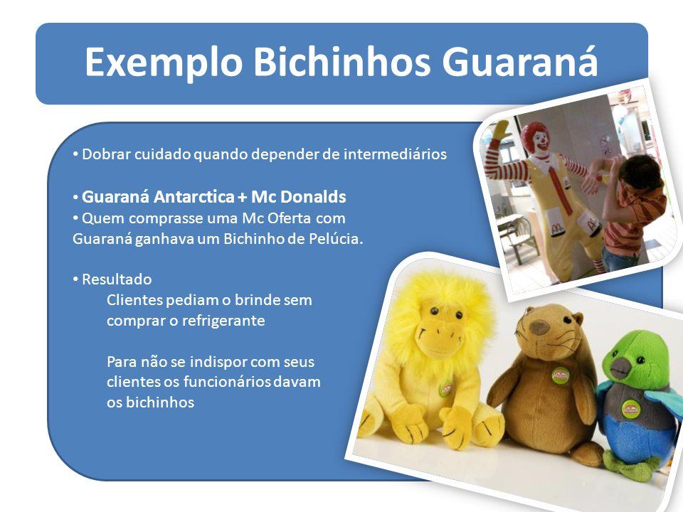 Exemplo Bichinhos Guaraná
