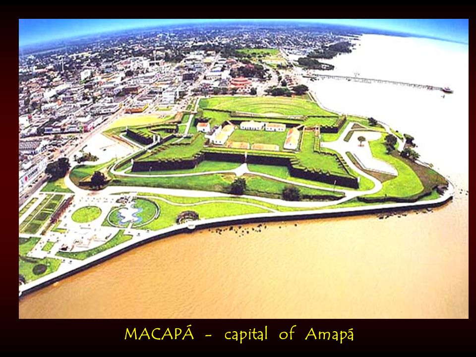 MACAPÁ - capital of Amapá