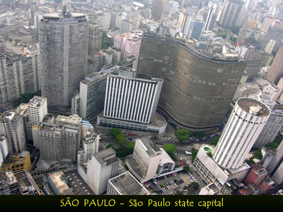 SÃO PAULO - São Paulo state capital