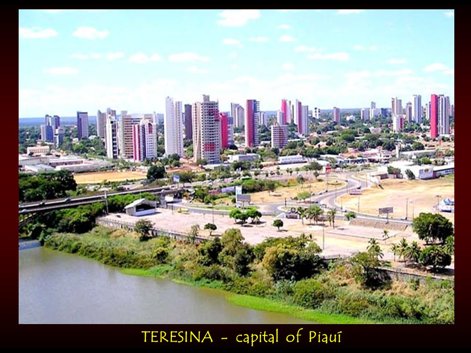 TERESINA - capital of Piauí