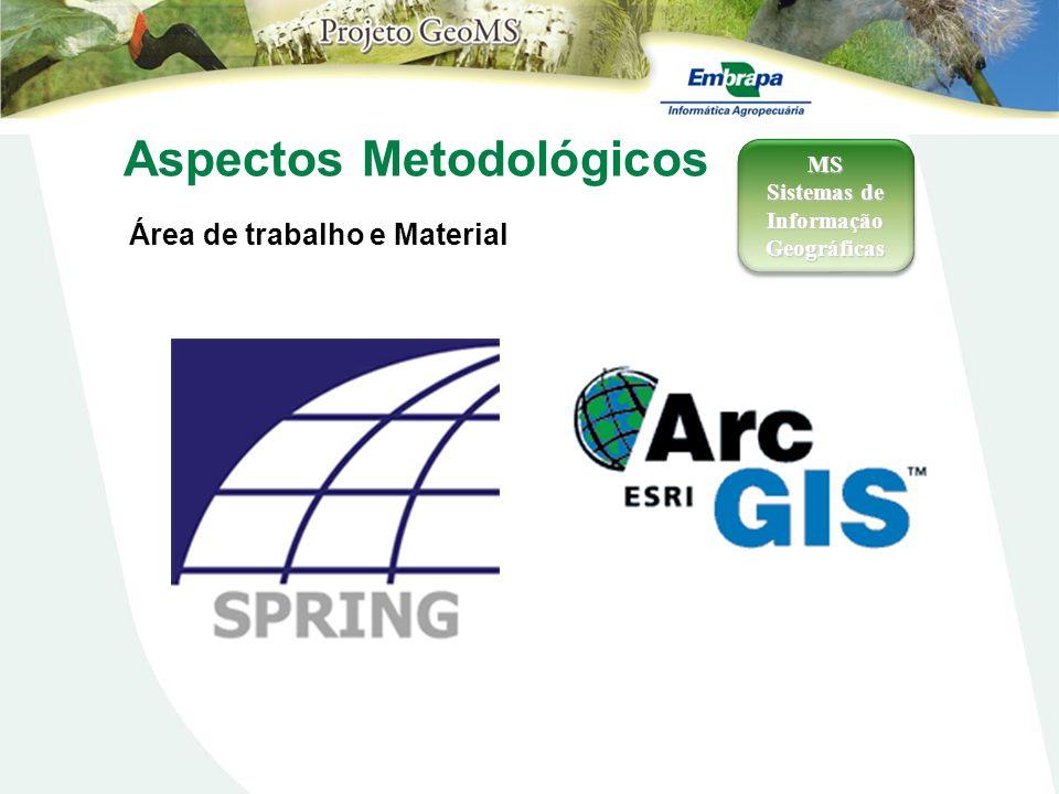 Sistemas de Informação Geográficas