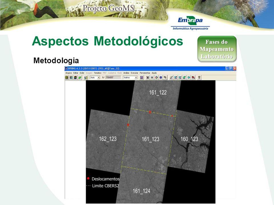 Fases do Mapeamento Laboratório