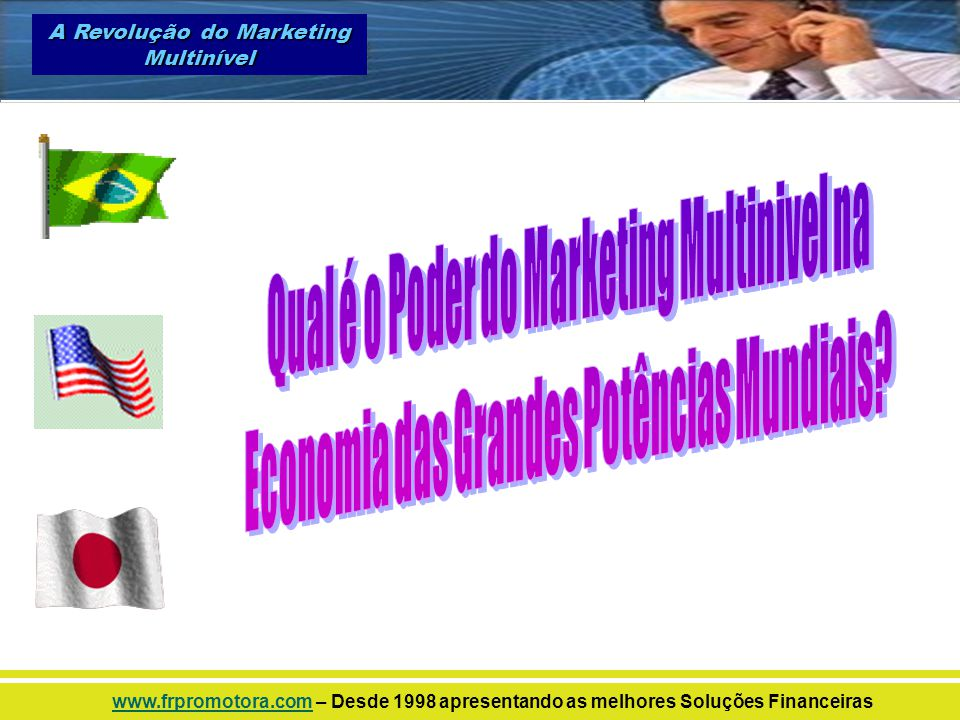 Qual é o Poder do Marketing Multinivel na