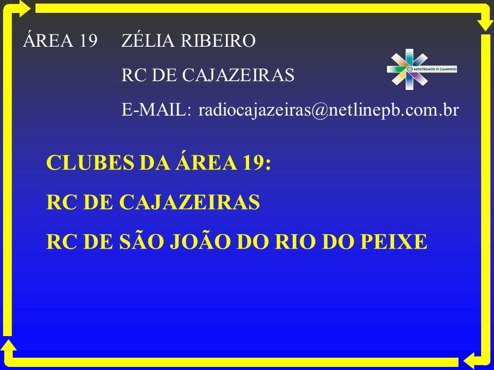 RC DE SÃO JOÃO DO RIO DO PEIXE