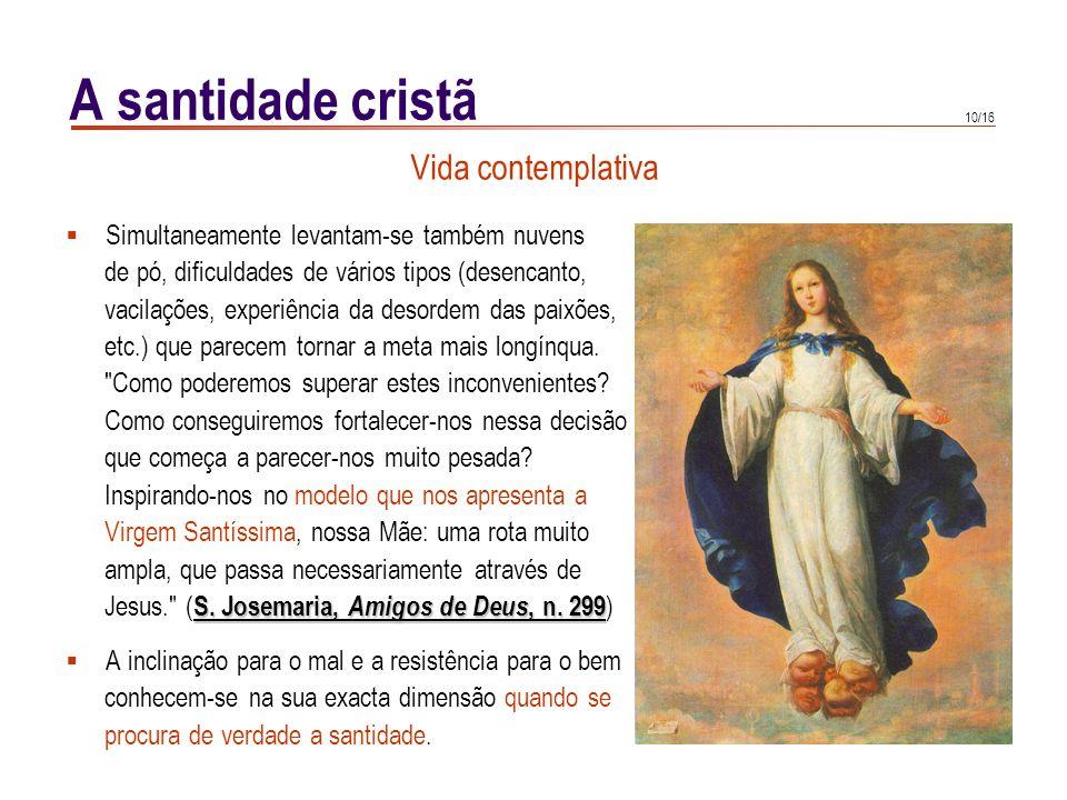 A identificação com Cristo