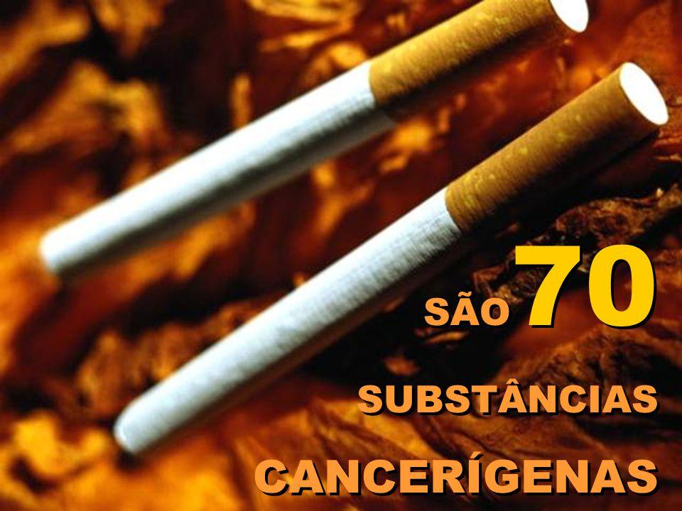 SÃO70 SUBSTÂNCIAS CANCERÍGENAS