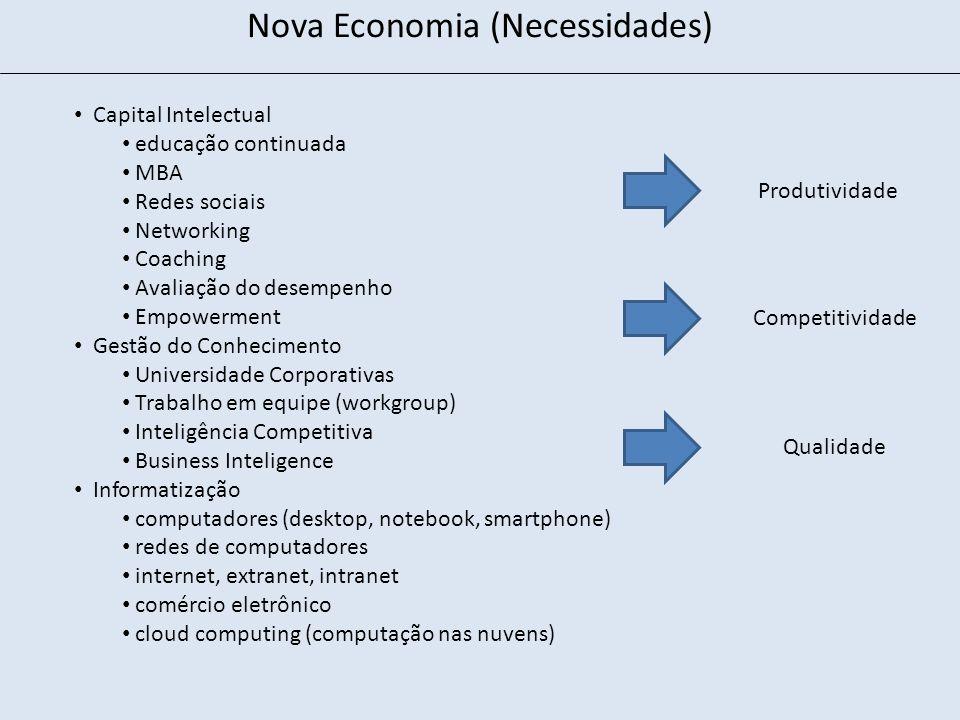 Nova Economia (Necessidades)