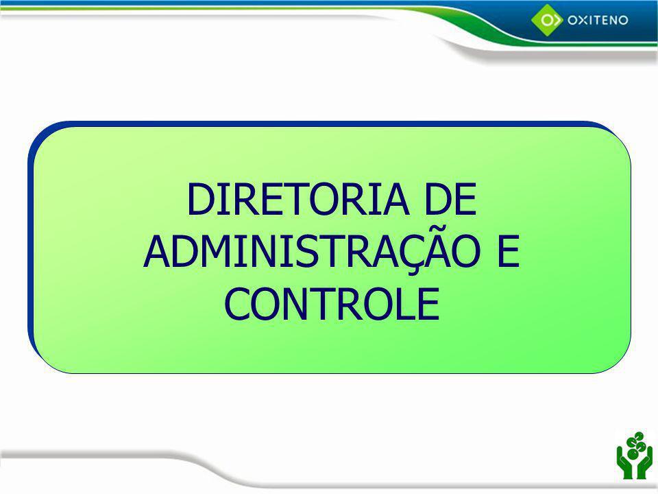 DIRETORIA DE ADMINISTRAÇÃO E CONTROLE