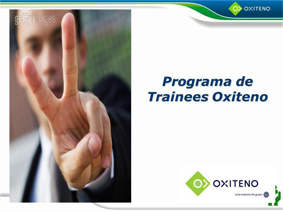 Programa de Trainees Oxiteno