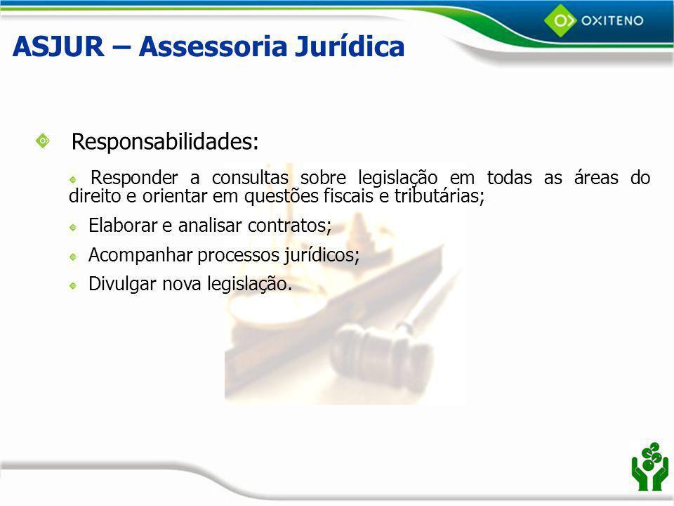 ASJUR – Assessoria Jurídica
