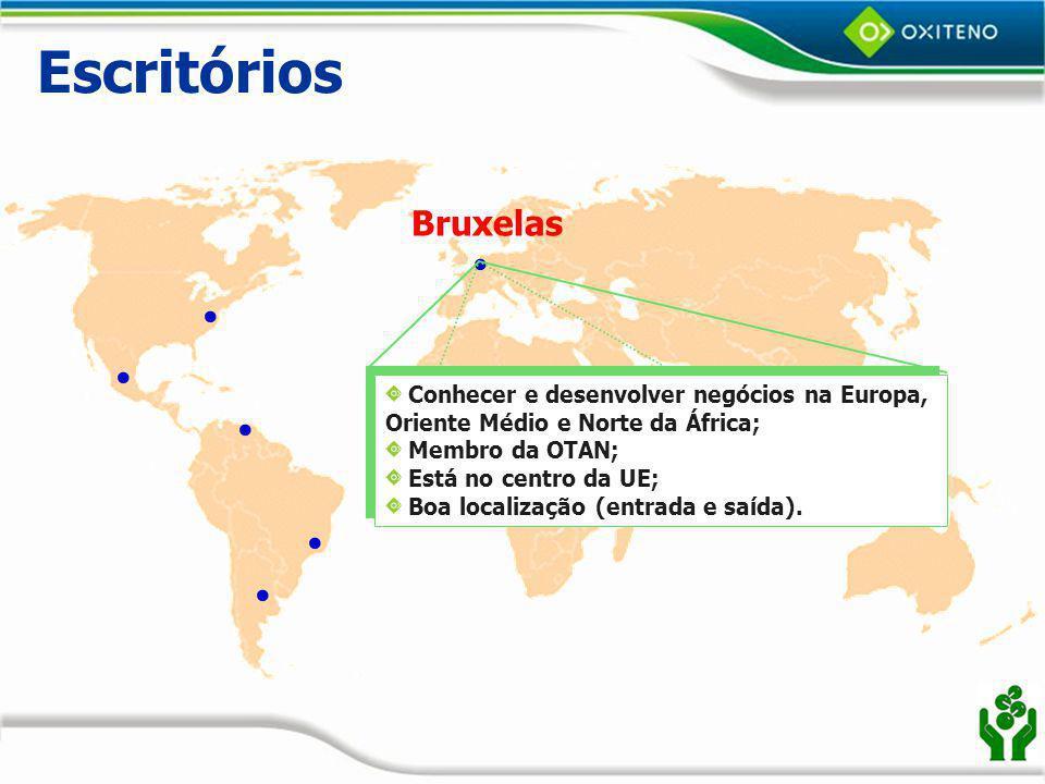 Escritórios Bruxelas Conhecer e desenvolver negócios na Europa,