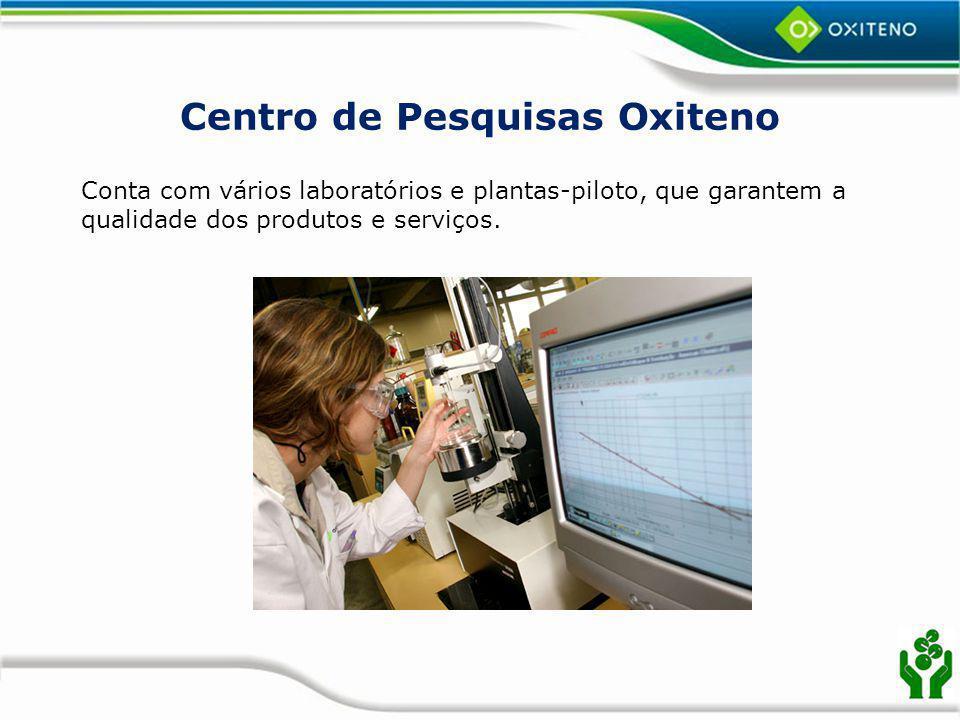 Centro de Pesquisas Oxiteno