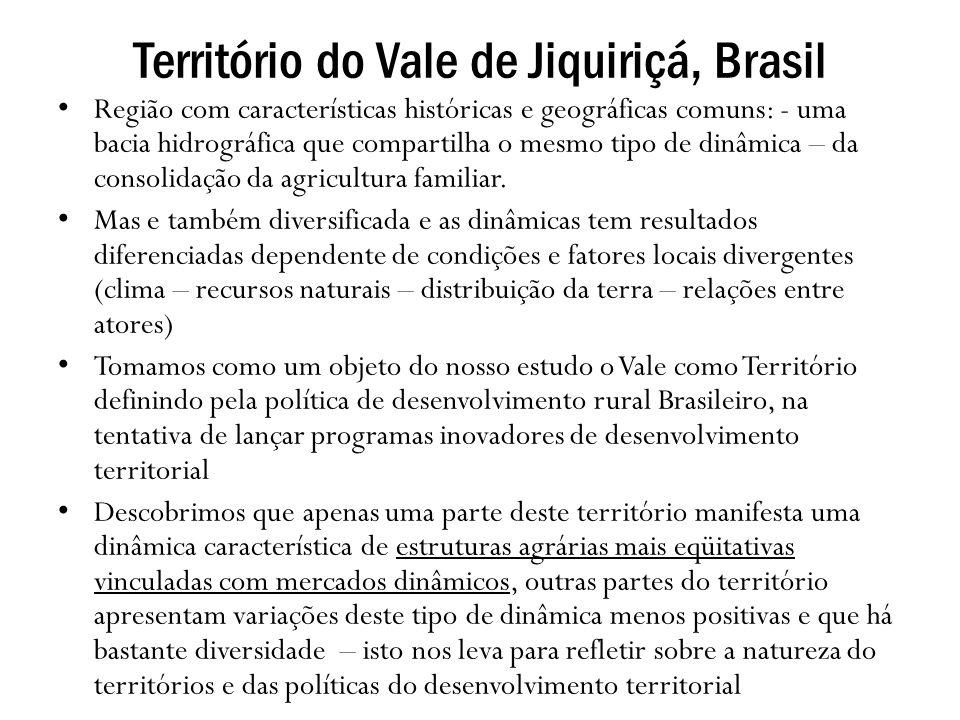 Território do Vale de Jiquiriçá, Brasil