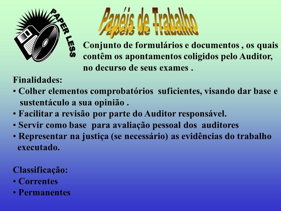 Papéis de Trabalho Conjunto de formulários e documentos , os quais