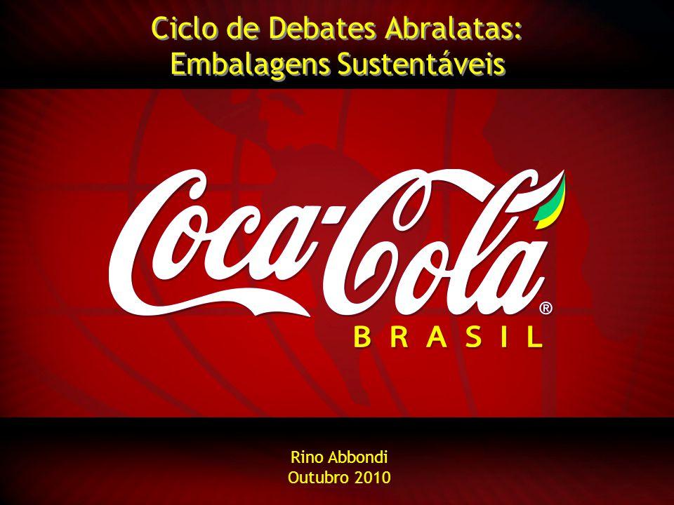 Ciclo de Debates Abralatas: Embalagens Sustentáveis