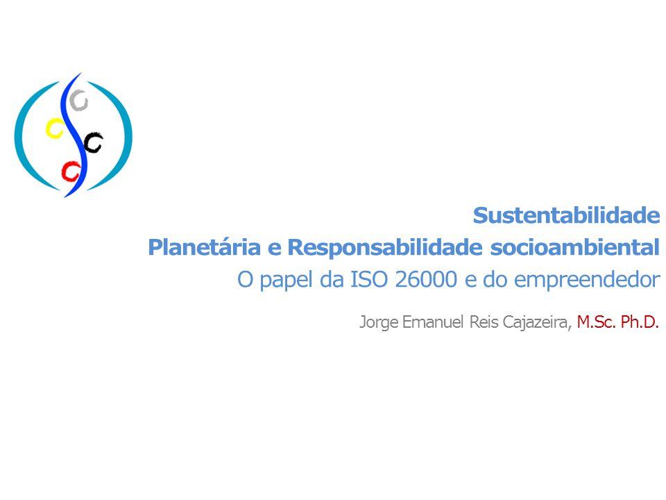 Planetária e Responsabilidade socioambiental