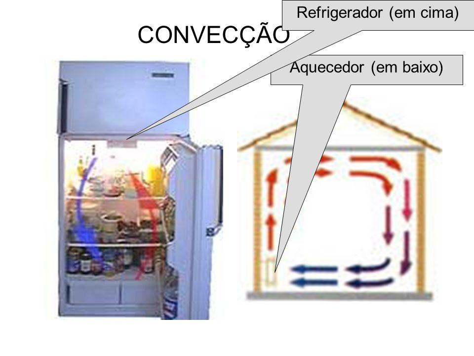 Refrigerador (em cima)