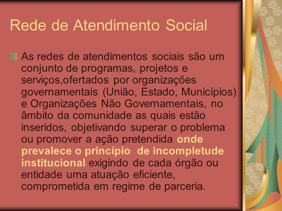 Rede de Atendimento Social