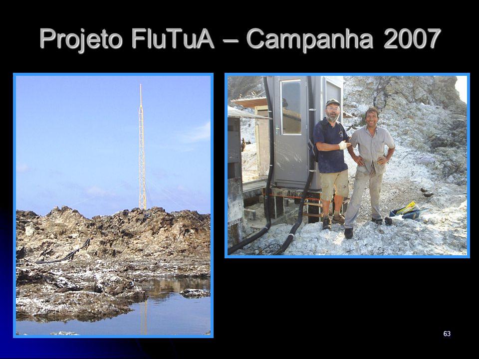 Projeto FluTuA – Campanha 2007