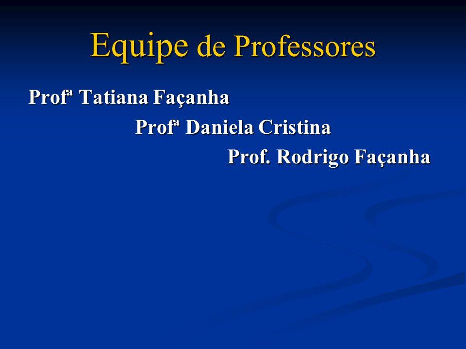Profª Daniela Cristina
