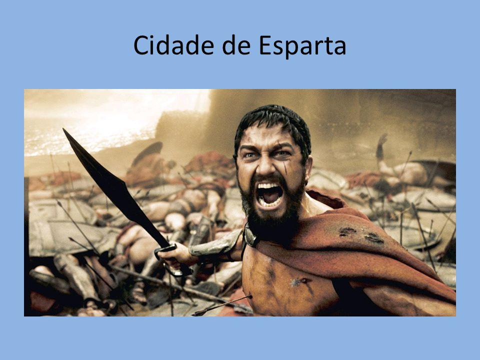 Cidade de Esparta
