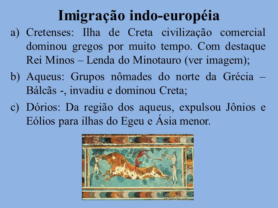 Imigração indo-européia