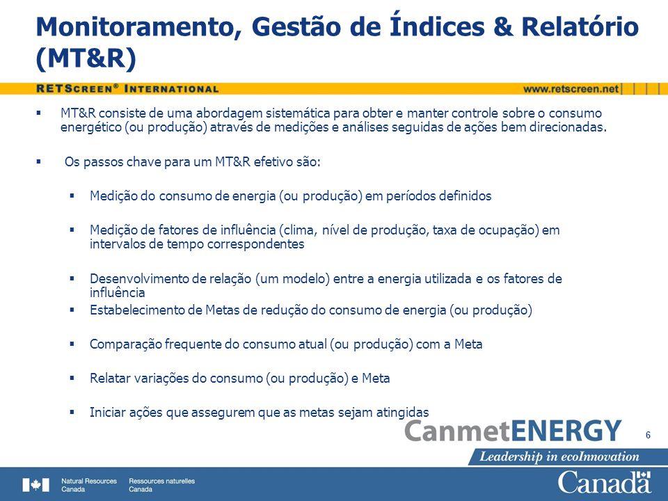 Monitoramento, Gestão de Índices & Relatório (MT&R)