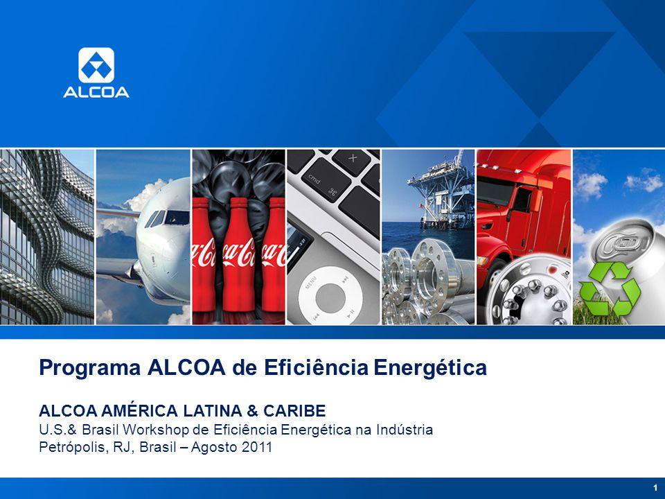 Programa ALCOA de Eficiência Energética