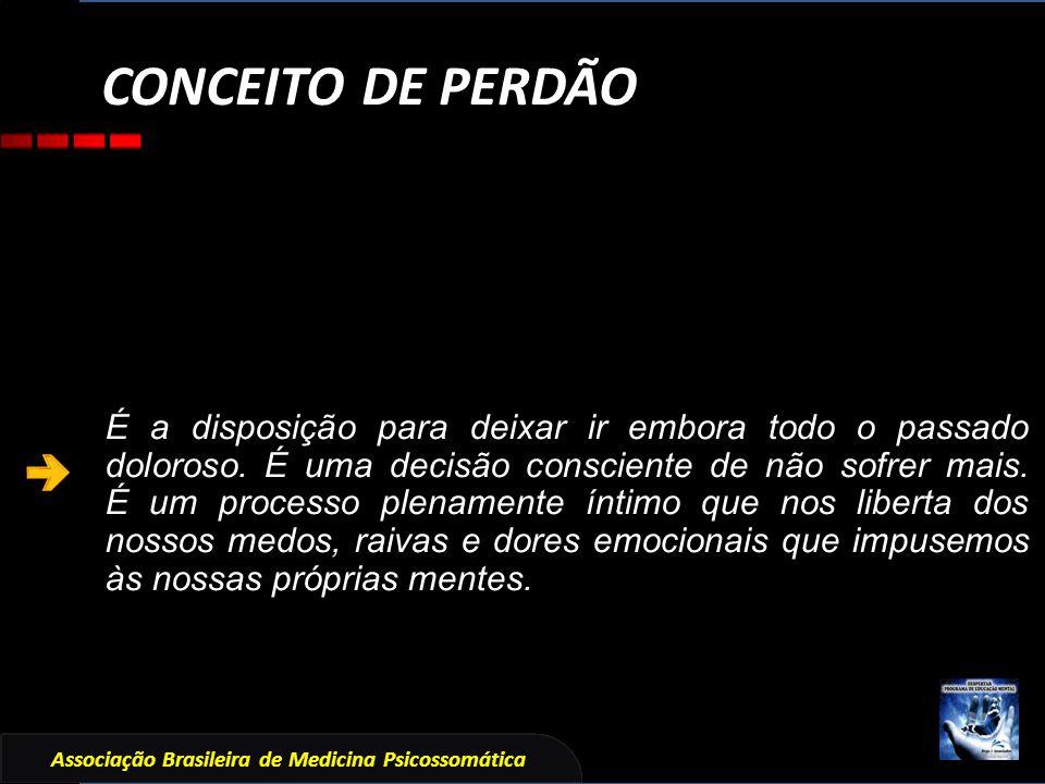 CONCEITO DE PERDÃO