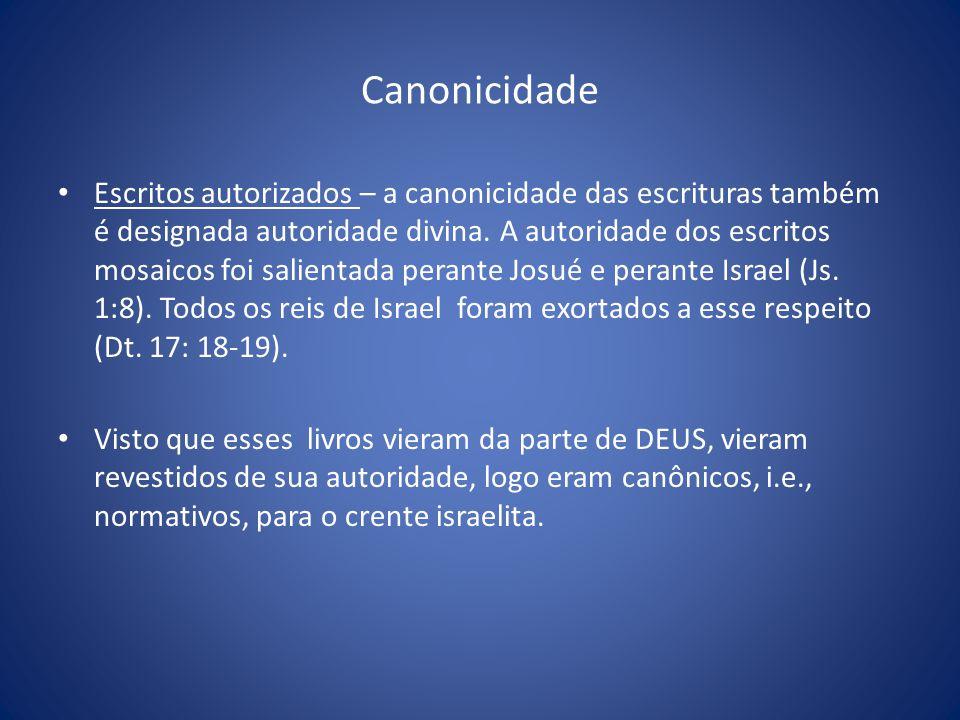 Canonicidade