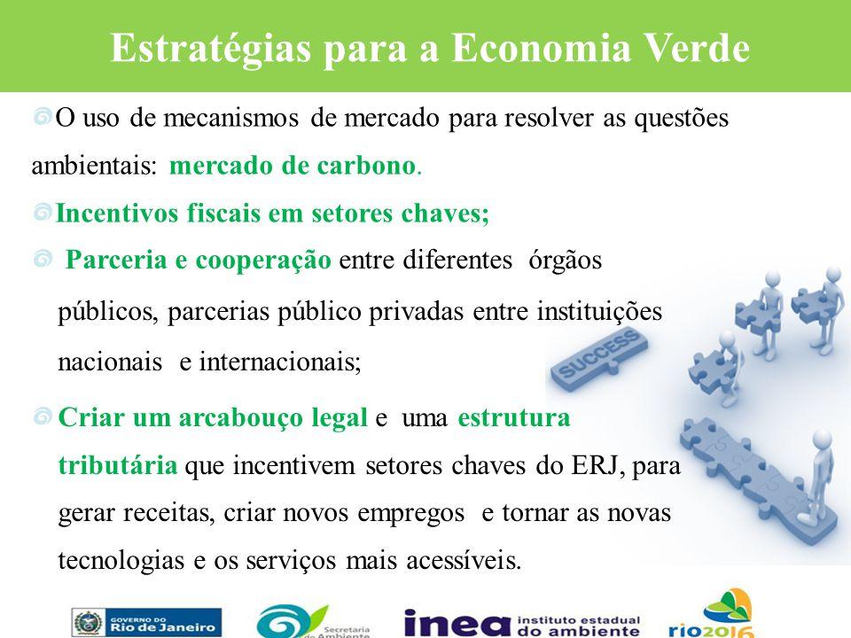 Estratégias para a Economia Verde