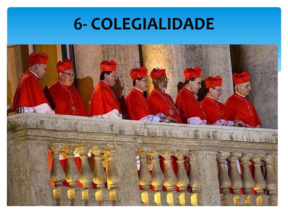 6- COLEGIALIDADE