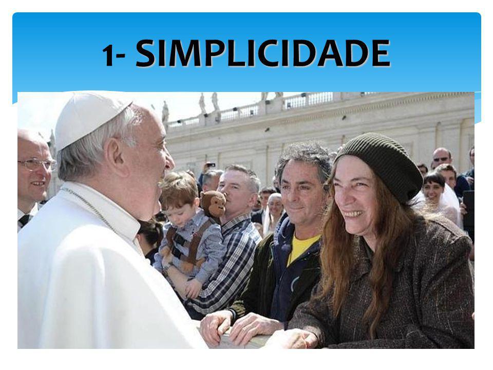 1- SIMPLICIDADE