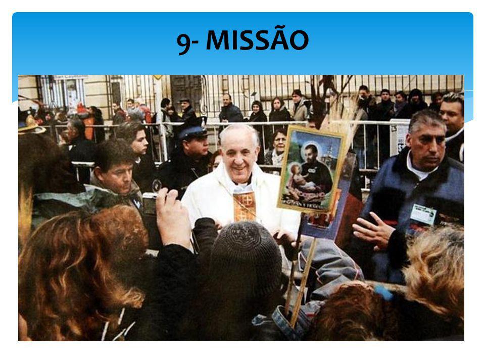9- MISSÃO