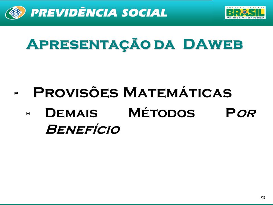 Provisões Matemáticas