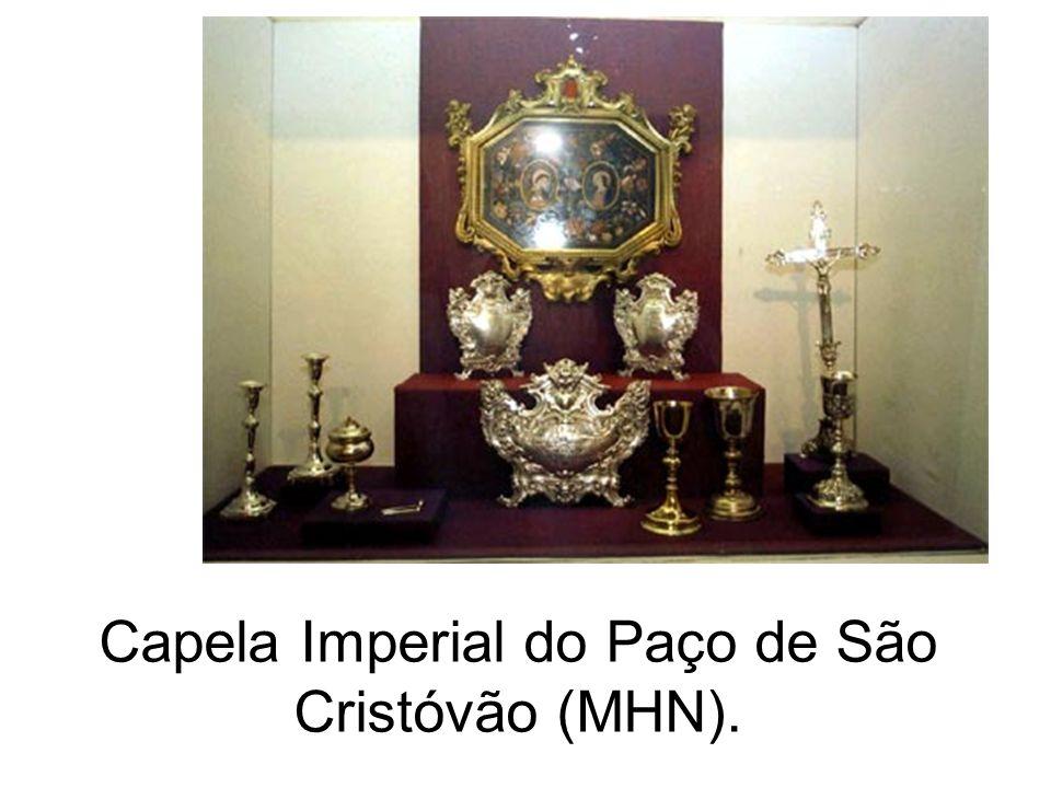 Capela Imperial do Paço de São Cristóvão (MHN).