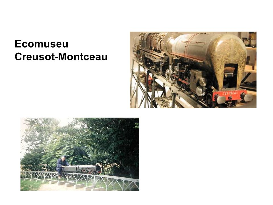Ecomuseu Creusot-Montceau