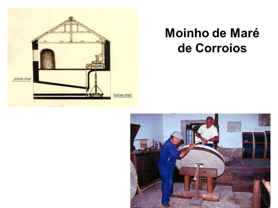 Moinho de Maré de Corroios