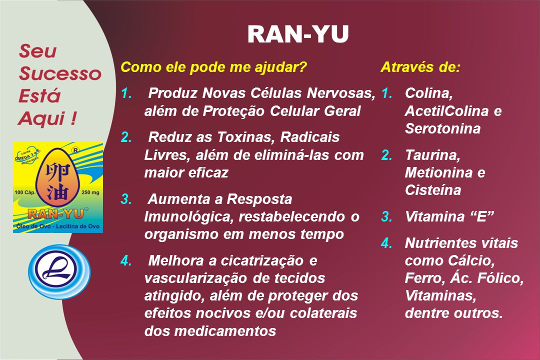 RAN-YU Como ele pode me ajudar