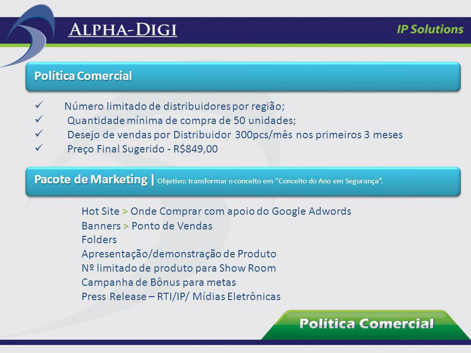 Hot Site > Onde Comprar com apoio do Google Adwords