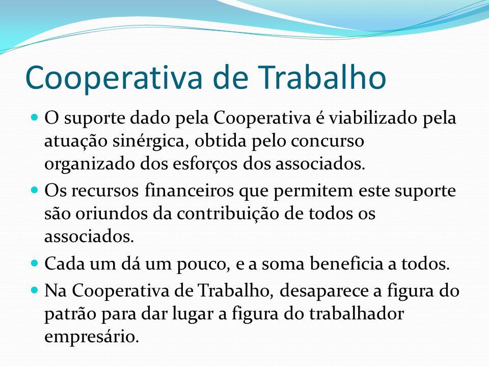 Cooperativa de Trabalho
