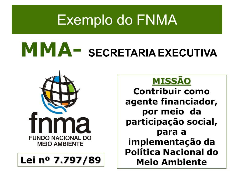 MMA- SECRETARIA EXECUTIVA