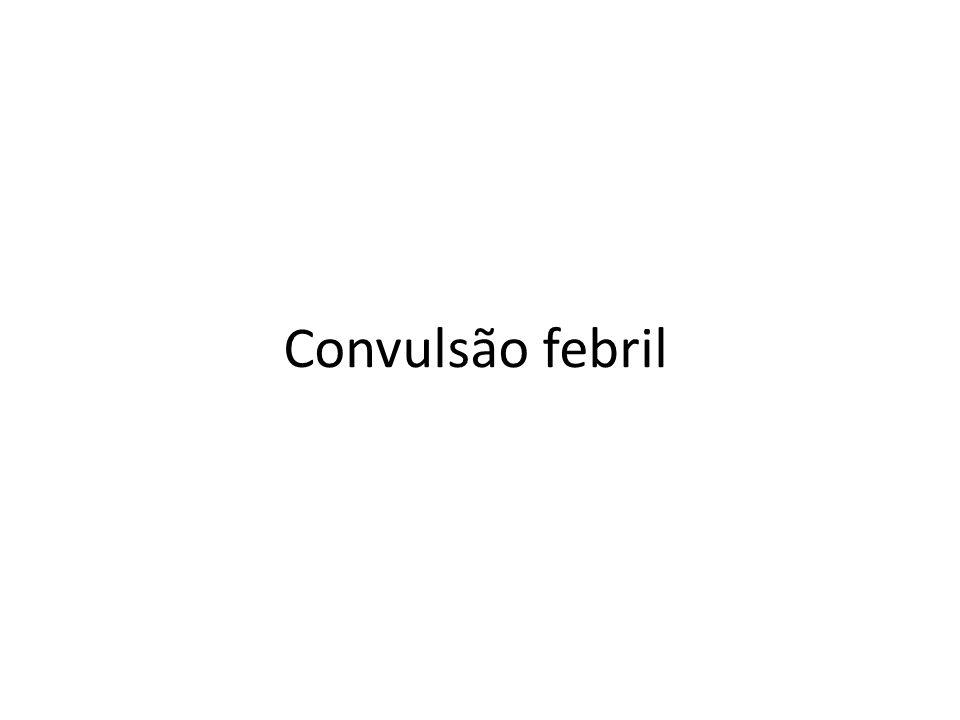 Convulsão febril