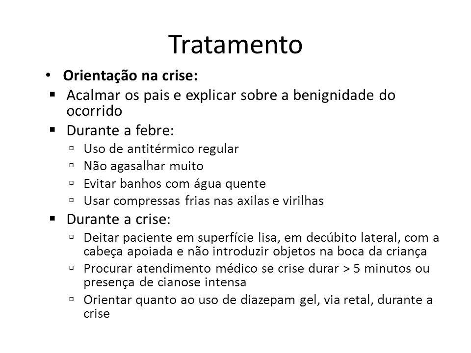 Tratamento Orientação na crise: