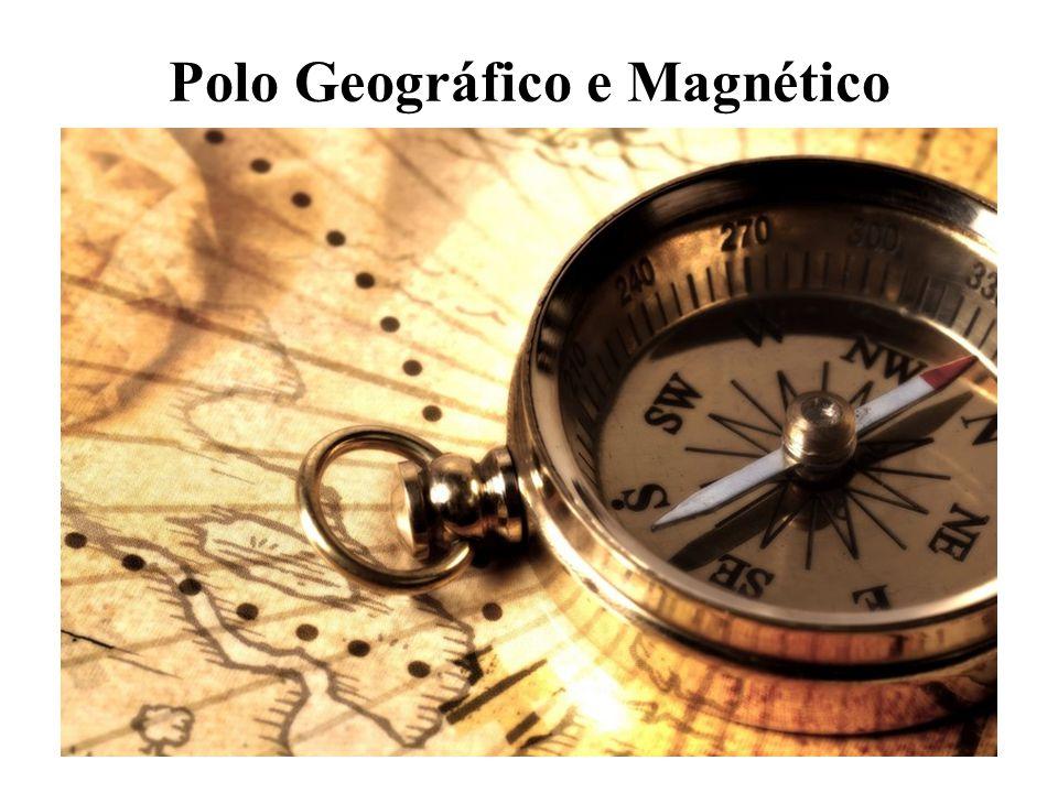Polo Geográfico e Magnético