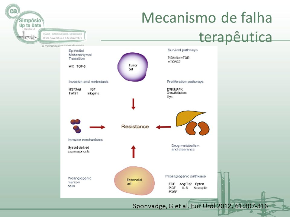 Mecanismo de falha terapêutica