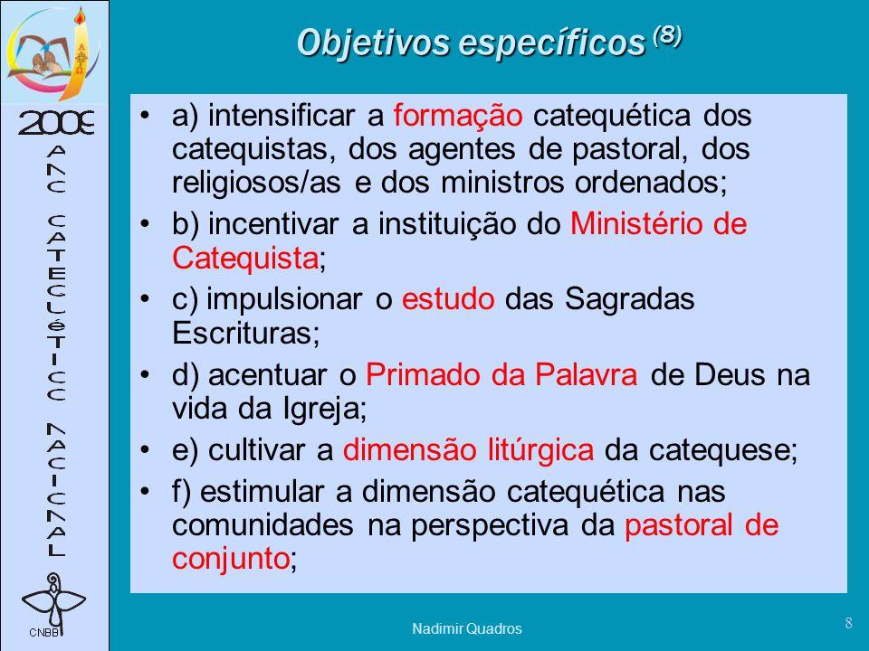 Objetivos específicos (8)