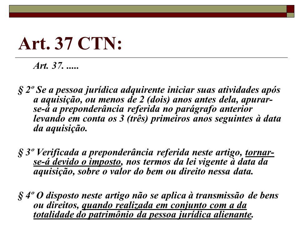 Art. 37 CTN: Art. 37. .....