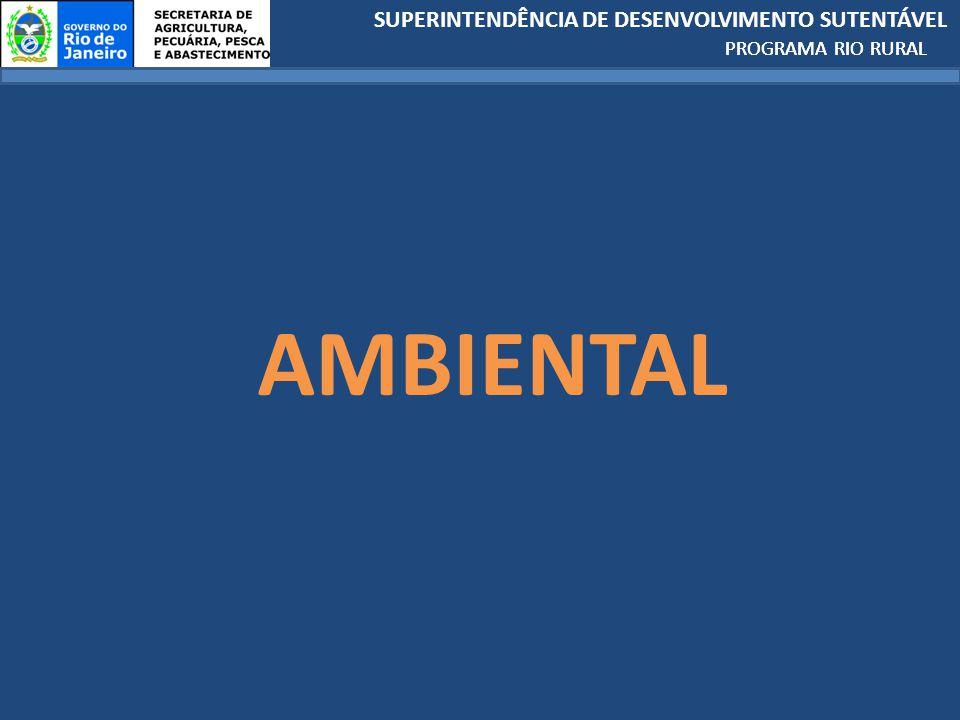 AMBIENTAL PROGRAMA RIO RURAL